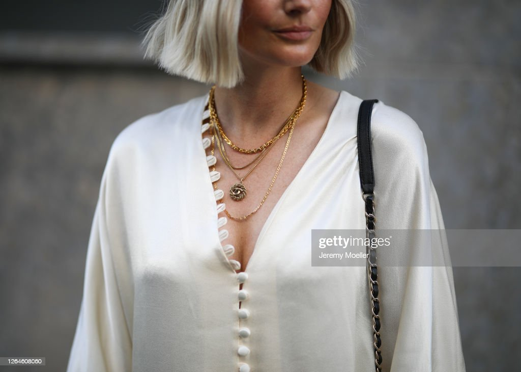 Street Style - Cologne - August 7, 2020 : Photo d'actualité