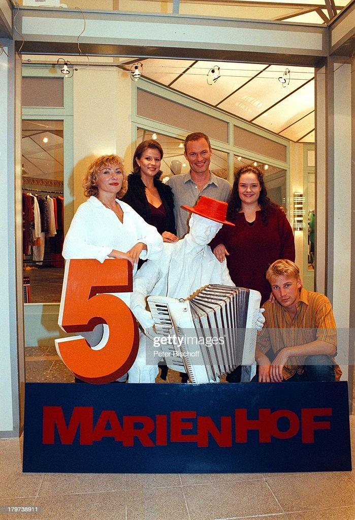 Kathrin Filzen, Florian Karlheim, Heike;Thiem-Schneider, Klaus N : Nachrichtenfoto