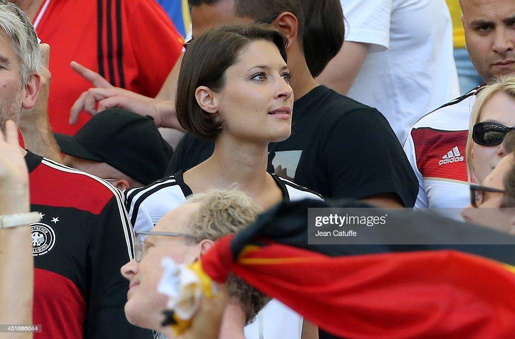 France v Germany: Quarter Final - 2014 FIFA World Cup Brazil : Nachrichtenfoto