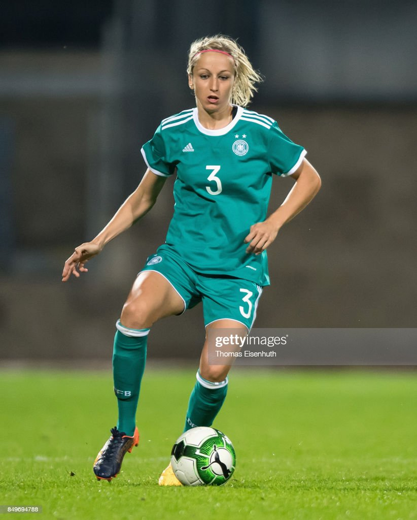 Czech Republic Women's v Germany Women's - 2019 FIFA Women's World Championship Qualifier