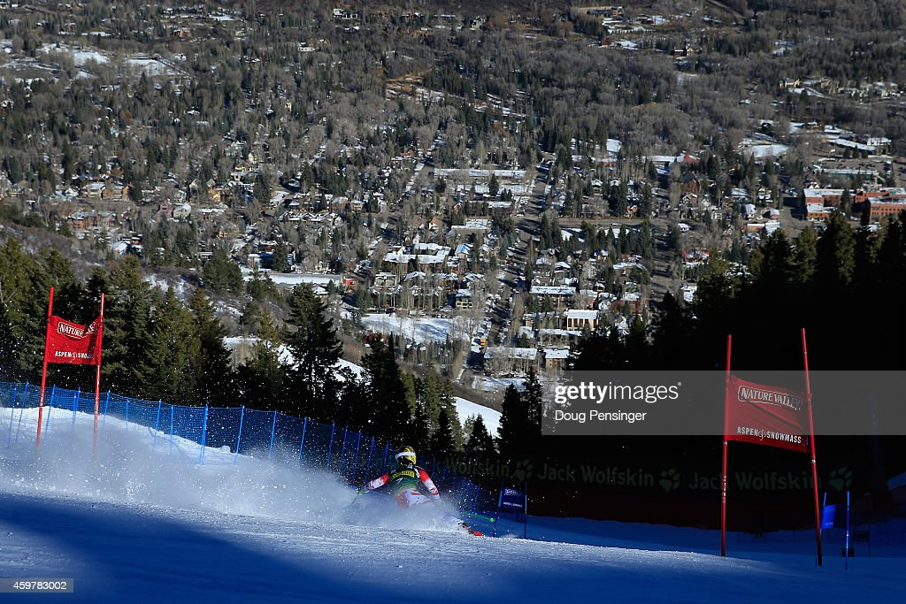 2014 Audi FIS Ski World Cup at the Nature Valley Aspen Winternational - Day 1 : News Photo