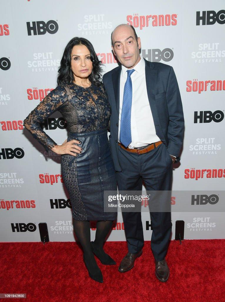 """The Sopranos"" 20th Anniversary Panel Discussion : News Photo"
