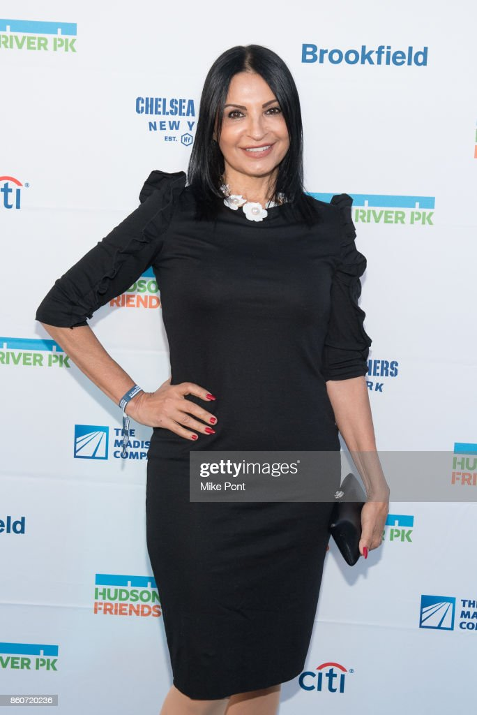 Kathrine Narducci attends the 2017 Hudson River Park Annual Gala at Hudson River Park's Pier 62 on October 12, 2017 in New York City.