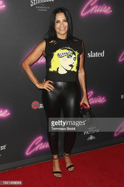 Kathrine Narducci attends the Los Angeles Premiere Of Cruise at ArcLight Hollywood on September 26 2018 in Hollywood California