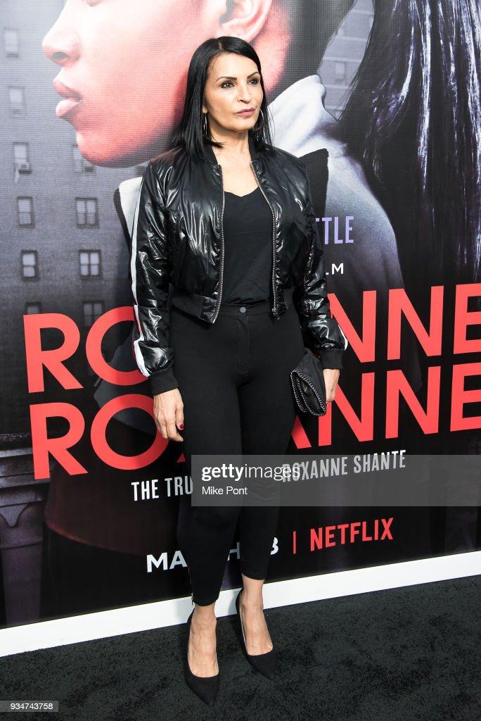 """Roxanne Roxanne"" New York Premiere"