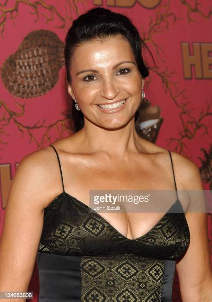 Kathrine Narducci during 58th Annual Primetime Emmy Awards HBO After Party Red Carpet and Inside at Pacific Design Center in West Hollywood...