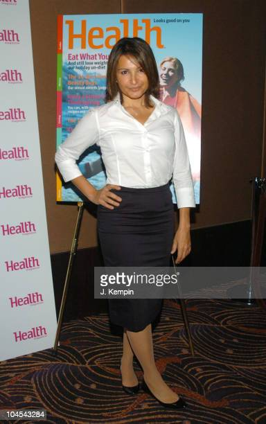 Kathrine Narducci during Health Magazine's 7th Annual Health Beauty Awards Luncheon at The Mandarin Oriental Hotel in New York City New York United...