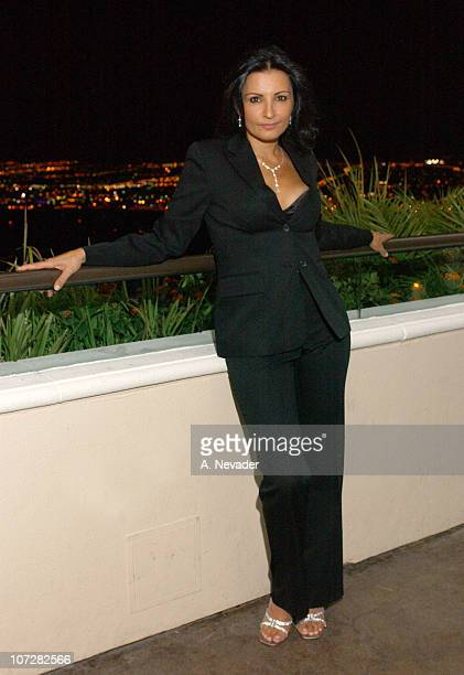 Kathrine Narducci during Katherine Narducci Portrait Shoot Before the Las Vegas HBO Premiere of 'The Sopranos' Fourth Season at Mandalay Bay Hotel...