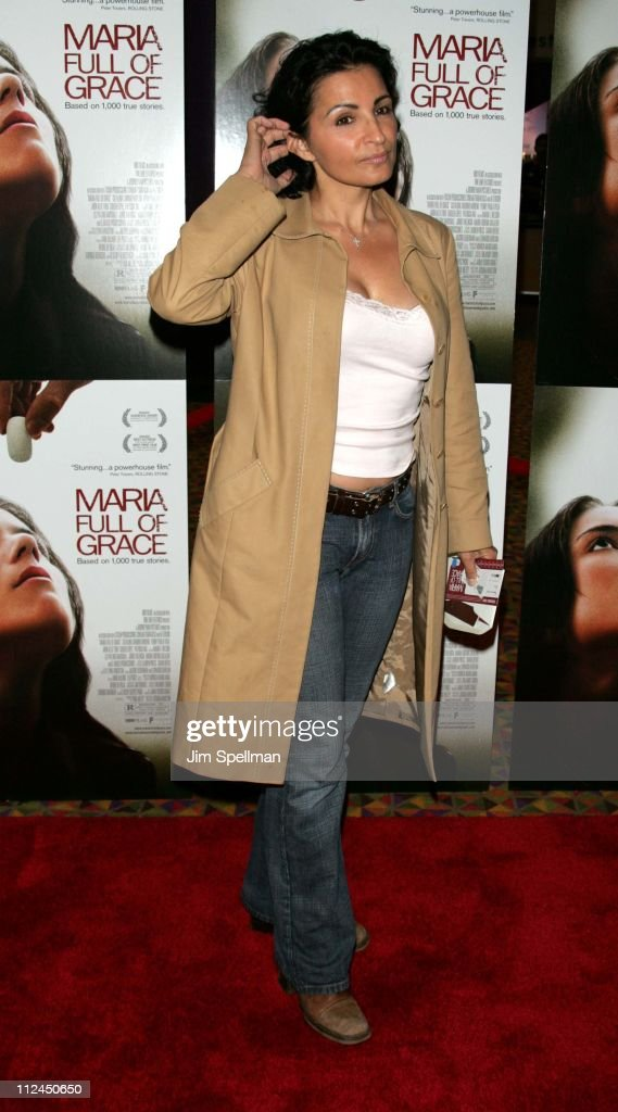 """Maria Full of Grace"" New York Premiere : News Photo"