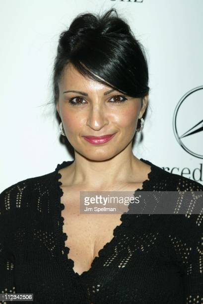 Kathrine Narducci during MercedesBenz Tribeca Grand Hotel CoHost an Exclusive Academy Awards Viewing Party at Tribeca Grand Hotel in New York City...