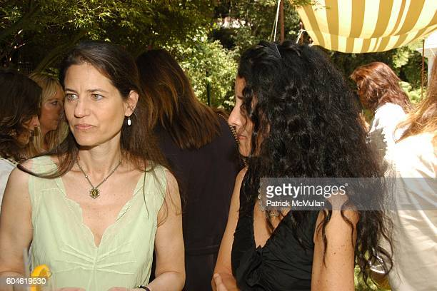 Kathrine Ross and Amanda Ross attend Luncheon in Honor of Kathrine Ross at Bel Air Hotel on June 22 2006 in Bel Air CA