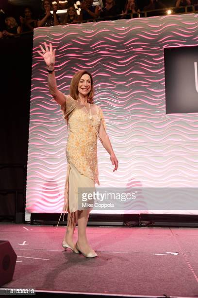 Kathrine Switzer attends The Women in Sports Foundation 40th Annual Salute to Women in Sports Awards Gala celebrating the most accomplished women in...