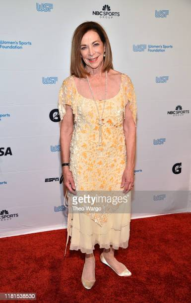 Kathrine Switzer Marathon attends The Women in Sports Foundation 40th Annual Salute to Women in Sports Awards Gala celebrating the most accomplished...