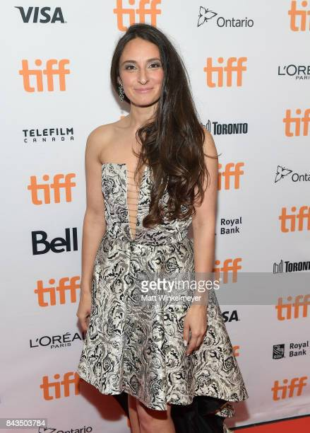 Kathryn Aboya attends the TIFF Soiree during the 2017 Toronto International Film Festival at TIFF Bell Lightbox on September 6 2017 in Toronto Canada