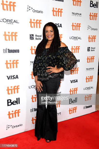 Kathryn Bostic attends the Clemency premiere during the 2019 Toronto International Film Festival at Roy Thomson Hall on September 13 2019 in Toronto...
