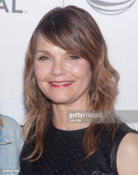 Kathryn Elsbeth Erbe attends the 'Tumbledown' world premiere during the 2015 Tribeca Film Festival at the BMCC Tribeca PAC in New York City �� LAN