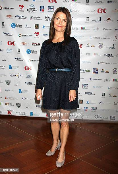 Kathryn Erbe attends Cantor Fitzgerald And BGC Partners Annual Charity Day at Cantor Fitzgerald on September 11 2013 in New York City