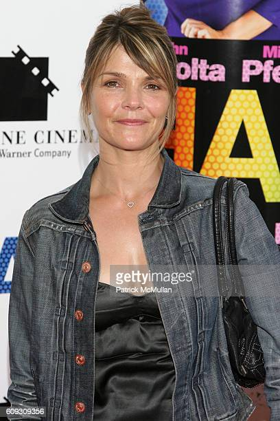 Kathryn Erbe attends HAIRSPRAY New York Premiere at The Ziegfeld Theatre on July 16 2007