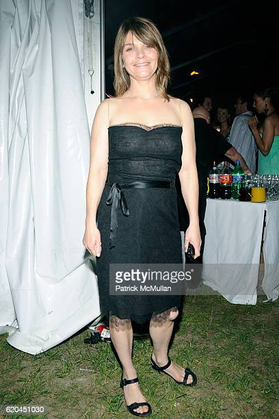 Kathryn Erbe attends NARSAD hosts a celebration of the arts 'MYSTERIES OF THE MIND' at Twin Oaks Farm and Sculpture Garden on June 28 2008 in...
