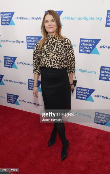 Kathryn Erbe attends Robert F Kennedy Human Rights Hosts Annual Ripple Of Hope Awards Dinner on December 13 2017 in New York City