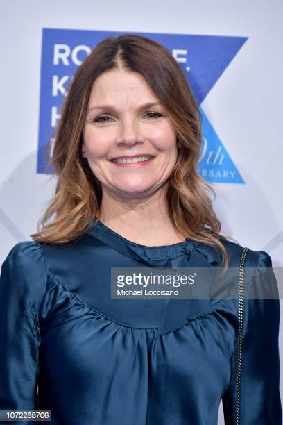 Kathryn Erbe attends the 2019 Robert F Kennedy Human Rights Ripple Of Hope Awards on December 12 2018 in New York City