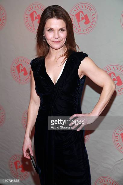 Kathryn Erbe attends the Atlantic Theater Company Spring gala at The Lighthouse at Chelsea Piers on March 5 2012 in New York City