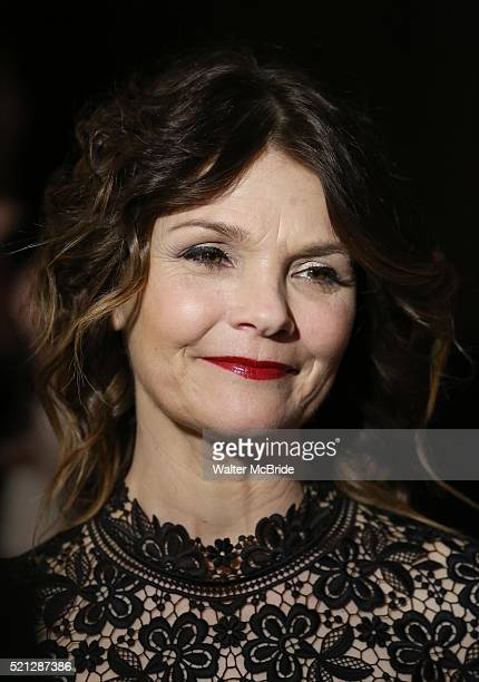 Kathryn Erbe attends the Broadway Opening Night performance After Party for 'The Father' at The Copacabana on April 14 2016 in New York City