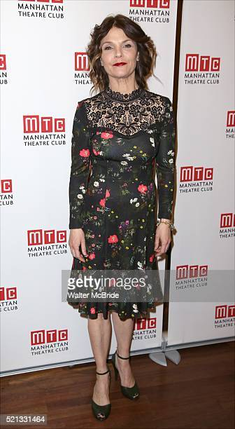 Kathryn Erbe attends the Broadway Opening Night performance of 'The Father' at The Samuel J Friedman Theatre on April 14 2016 in New York City