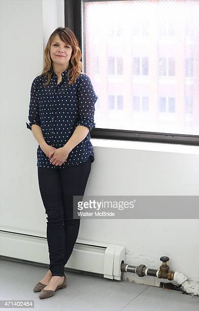 Kathryn Erbe during the photo call for the Rattlestick Playwrights Theatre production of 'Afghanistan Zimbabwe America Kuwait' at the Roundabout...