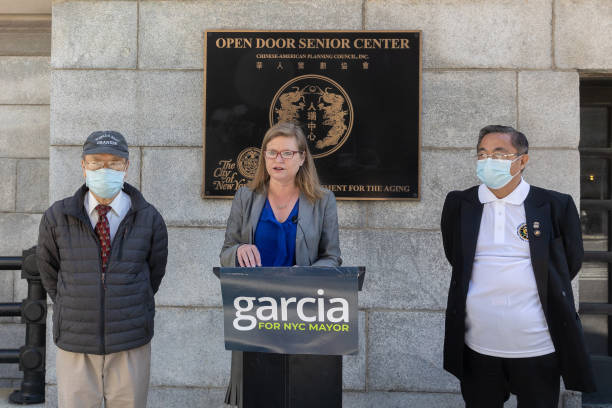 NY: NYC Mayoral Candidate Kathryn Garcia Calls For Senior Centers To Fully Reopen