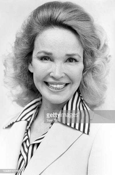 Kathryn Grant Crosby is photographed before performing at the Harlequin Exclusive coverage