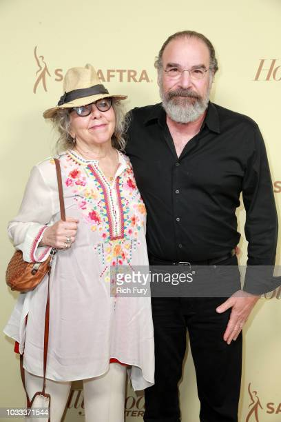 Kathryn Grody and Mandy Patinkin attend The Hollywood Reporter SAGAFTRA 2nd annual Emmy Nominees Night presented by Douglas Elliman and Heineken at...