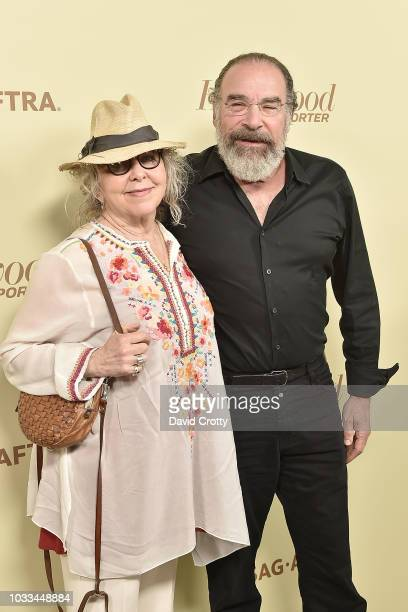 Kathryn Grody and Mandy Patinkin attend The Hollywood Reporter And SAGAFTRA Celebrate Emmy Award Contenders At Annual Nominees Night at Avra Beverly...