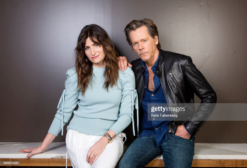 Kathryn Hahn and Kevin Bacon, Los Angeles Times, June 2, 2017