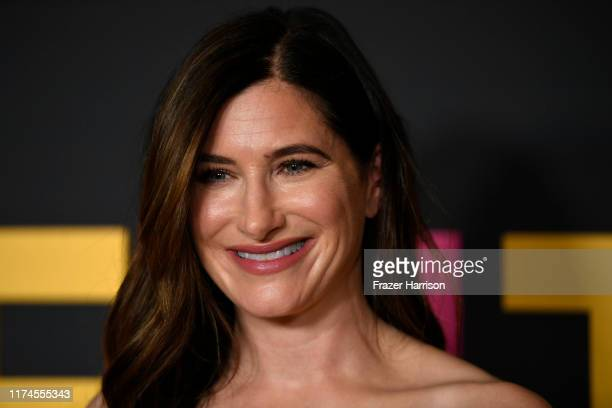 """Kathryn Hahn arrives at the LA Premiere Of Amazon's """"Transparent Musicale Finale"""" at Regal LA Live on September 13, 2019 in Los Angeles, California."""