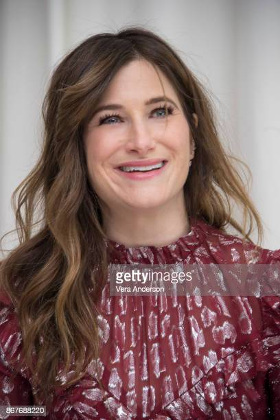 Kathryn Hahn at 'A Bad Moms Christmas' Press Conference at the SLS Hotel on October 27 2017 in Beverly Hills California