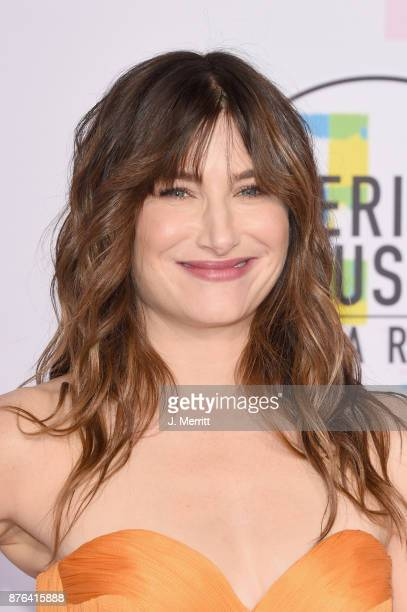 Kathryn Hahn attends 2017 American Music Awards at Microsoft Theater on November 19 2017 in Los Angeles California