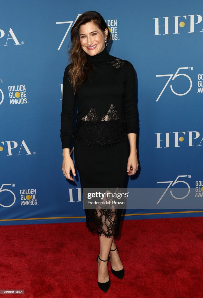 Hollywood Foreign Press Association Hosts Television Game Changers Panel Discussion - Arrivals