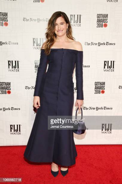 Kathryn Hahn attends IFP's 28th Annual Gotham Independent Film Awards at Cipriani Wall Street on November 26 2018 in New York City
