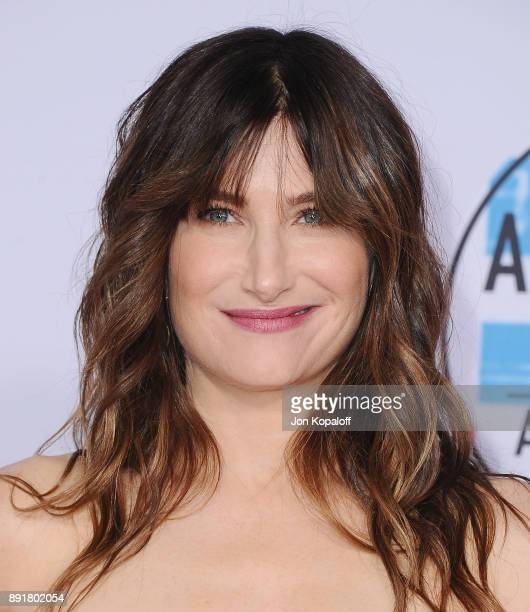 Kathryn Hahn attends the 2017 American Music Awards at Microsoft Theater on November 19 2017 in Los Angeles California