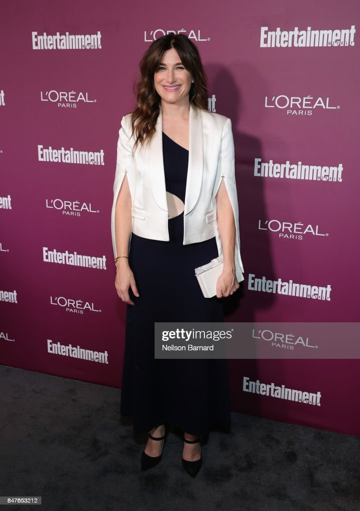 Kathryn Hahn attends the 2017 Entertainment Weekly Pre-Emmy Party at Sunset Tower on September 15, 2017 in West Hollywood, California.