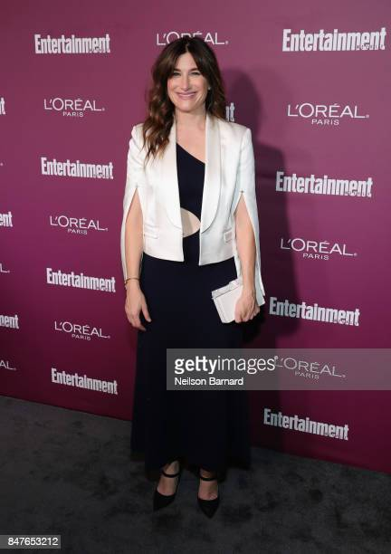 Kathryn Hahn attends the 2017 Entertainment Weekly PreEmmy Party at Sunset Tower on September 15 2017 in West Hollywood California