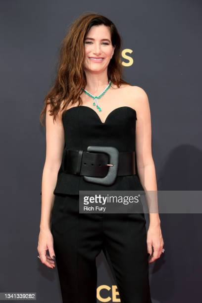 Kathryn Hahn attends the 73rd Primetime Emmy Awards at L.A. LIVE on September 19, 2021 in Los Angeles, California.
