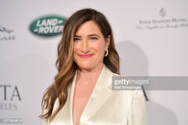 Kathryn Hahn attends The BAFTA Los Angeles Tea Party at Four Seasons Hotel Los Angeles at Beverly Hills on January 5 2019 in Los Angeles California