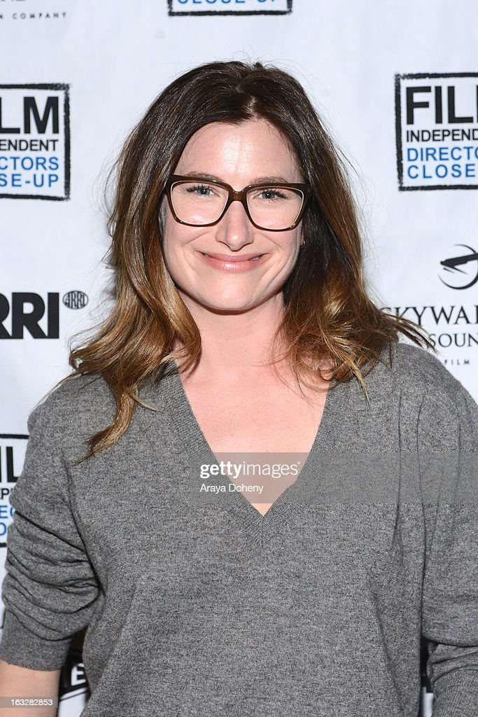 Kathryn Hahn attends the Film Independent Directors Close-Up 2013 - The Actors: Getting Great Performances at Landmark Nuart Theatre on March 6, 2013 in Los Angeles, California.