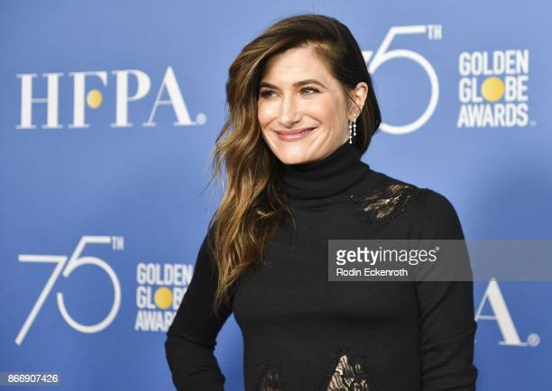 Kathryn Hahn attends the Hollywood Foreign Press Association Hosts Television Game Changers Panel Discussion at The Paley Center for Media on October...
