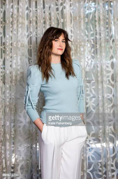 Kathryn Hahn is photographed for Los Angeles Times on April 20, 2017 in Los Angeles, California. PUBLISHED IMAGE. CREDIT MUST READ: Katie...