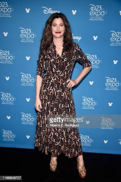 Kathryn Hahn of 'WandaVision' took part today in the Disney+ Showcase at Disney's D23 EXPO 2019 in Anaheim, Calif. 'WandaVision' will stream...