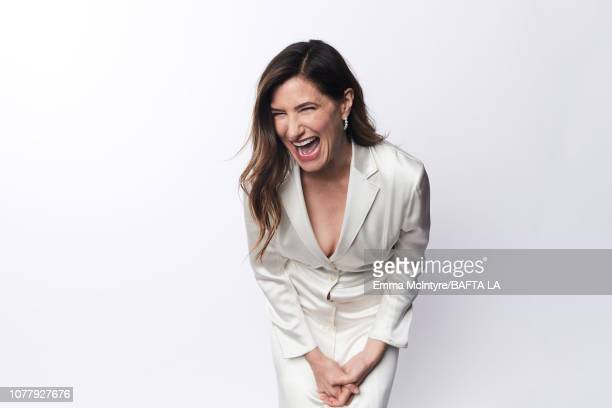 Kathryn Hahn poses for a portrait at The BAFTA Tea Party on January 5 2019 in Beverly Hills California