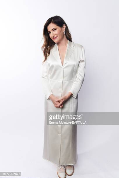 Kathryn Hahn poses for a portrait at The BAFTA Tea Party on January 5, 2019 in Beverly Hills, California.